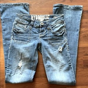 Hydraulic jeans